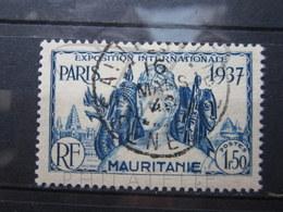 """VEND BEAU TIMBRE DE MAURITANIE N° 71 , OBLITERATION """" SAINT-LOUIS - SENEGAL """" !!! - Oblitérés"""