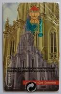 COLUMBIA - Chip - $3000 - La Ermita - Mint Blister - Kolumbien