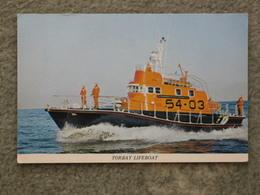 TORBAY LIFEBOAT - Ships