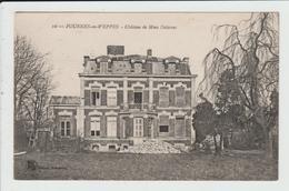 FOURNES EN WEPPES - NORD - CHATEAU DE MADAME DELASSUS - France