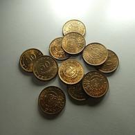 Portuguese Moçambique 11 Coins 50 Centavos 1974 - Munten & Bankbiljetten