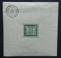 BELGIE   1930   Blok 2  **   Afm. 138 / 138  Lichte Kreuk Ter Hoogte Van Stempel   Zie Foto's    CW 1000,00 - Blocs 1924-1960