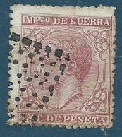 Timbre Espagne Impots De Guerre Yvt 10 - Impuestos De Guerra