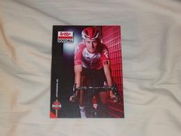Tiesj Benoot - Lotto Soudal - 2019 - Cycling