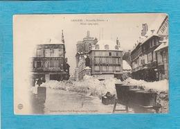 Langres. - Nouvelle Sibérie. - Hiver 1904-1905. - Au Bon Marché. - Langres