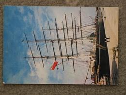 CUTTY SARK - DIXON CARD - Cargos