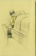 SPORT - OLD CARD 1930s/1940s - MOTORSPORT / AUTO  (BG257) - Sport Automobile