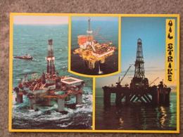 NORTH SEA OIL RIGS - Tankers