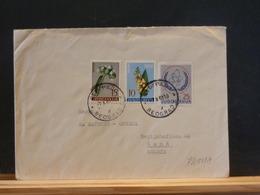 79/518A   LETTRE  JOEGOSLAVIE  POUR LA BELG. - Lettres & Documents