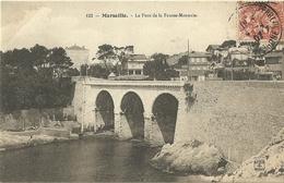 Marseille Le Pont De La Fausse Monnaie Serie Nancy 122 - Marseille