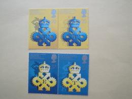 1990  Grande Bretagne Yv 1460/3  ** MNH Export Awards Cote 6.00 € Michel 1266/9 Scott 1318/21 SG 1497/500 - Nuovi