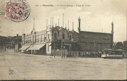 Marseille Le Casino Palace Plage Du Prado - Castellane, Prado, Menpenti, Rouet