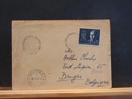79/516A   LETTRE   JOEGOSLAVIE  POUR LA BELG. - Lettres & Documents
