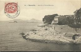 Marseille Anse De La Fausse Monnaie Serie Nancy 94 - Marseille