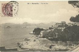 Marseille Vue Des Iles - Château D'If, Frioul, Iles ...