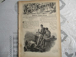 DER GUTE KAMERAD N°7 8. JAHRGANG 1895 - Autres
