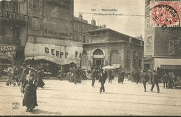 Marseille La Bourse Du Travail - Monuments