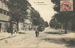 Marseille Le Boulevard Chave Serie Nancy 68 - Cinq Avenues, Chave, Blancarde, Chutes Lavies