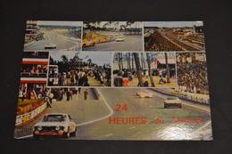 Carte Postale 1977  24 H Du Mans - Rallyes