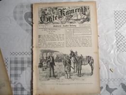 DER GUTE KAMERAD N°5  8. JAHRGANG 1895 - Revues & Journaux