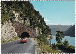 Neuen Achsenseestraße: DKW JUNIOR, VW 1200 KÄFER/COX - Seehof-Tunnel - (Tirol, Austria) - Passenger Cars
