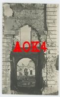 MESEN MESSINES Flandern Institut Royal Klooster 1916 1917 Ruine - Mesen