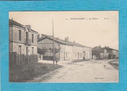Hoëricourt, Petit Village Disparu. - La Mairie. - Autres Communes