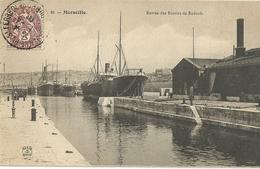 Marseille Entree Des Bassins De Radoub - Vieux Port, Saint Victor, Le Panier
