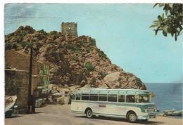 PORTO - Autocar - Autobus Dans Le Golfe De Porto - Frankrijk