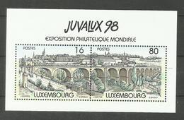 Luxembourg BLOC N°17 Neuf** Cote 8 Euros - Blocks & Sheetlets & Panes