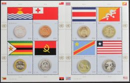 UNO NEW YORK 2015 Mi-Nr. 1445/52 ** MNH - New-York - Siège De L'ONU