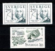 Sverige 1982  EUROPA  Yv 1169/1170a**  MNH Cat. Yv. € 5,50 - Suède