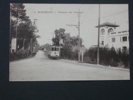 Ref5769 CPA De Mandelieu (Alpes Maritimes) - Terminus De Tramways N°9 édition Tairraz - Francia