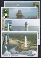 Sri Lanka (2018) - Maxi Cards -  /  Leuchtturm - Faro - Phares - Lighthouses - Vuurtorens