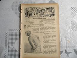 DER GUTE KAMERAD N°23  9. JAHRGANG 1896 - Autres