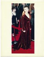 Actrice Juliette BINOCHE - Photo Presse PPCM - Academy Awards Oscars 1997 LOS ANGELES - Photos