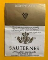 10392 - Sauternes Dourthe Pli - Rouges