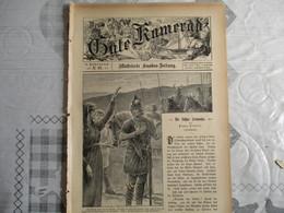 DER GUTE KAMERAD N°19  9. JAHRGANG 1896 - Revues & Journaux