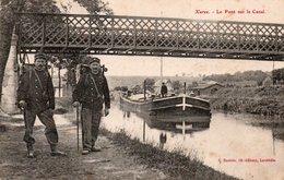 XURES-54-PONT-PENICHE-DOUANIERS- - France
