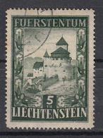 LIECHTENSTEIN - Michel - 1952 - Nr 309 (MOOI) - Gest/Obl/Us - Oblitérés