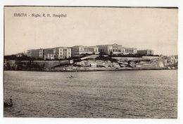 MALTE -- BIGHI ;  R N  Hospital ..........à Saisir - Malte