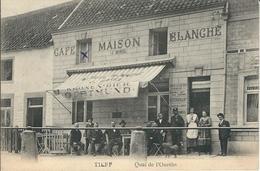Tilff - Quai De L'Ourthe   (Café Maison Blanche, Terrasse) - Esneux