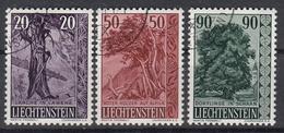 LIECHTENSTEIN - Michel - 1959 - Nr 377/79 (MOOI) - Gest/Obl/Us - Oblitérés