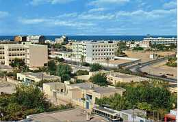 - CPM TRIPOLI (Libye) - Maisons Populaires - Photo SALEM SAADI 226/1 - - Libye