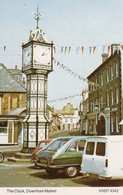Postcard The Clock Downham Market My Ref  B13171 - Other