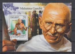 G622. Mozambique - MNH - 2016 - Famous People - Mahatma Gandhi - Bl - Célébrités