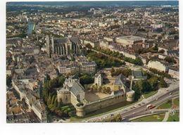 Nantes Vue Aérienne - Nantes