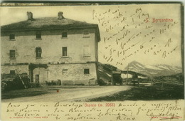 SWITZERLAND - SAN BERNARDINO - OSPIZIO - EDIT. G. MODIANO 1900s (BG3262) - GR Grisons