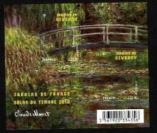2010-N°F4479**(4479/4480).JARDIN DE GIVERNY - France