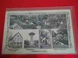STEINBACH H.D.SONNE GASTHAUS STRAUSS - Allemagne